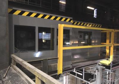 Nouvelle salle de contrôle - New control room - Neue Leitwarte
