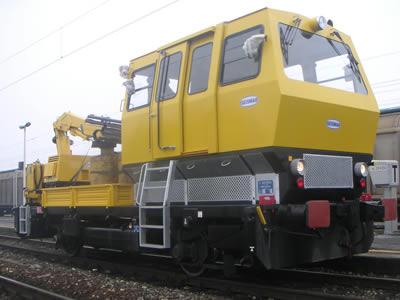 Conception et fabrication de cabines d'engins ferroviaires