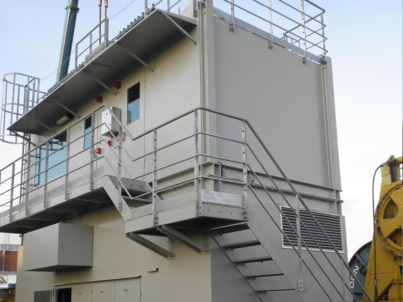 Constructeur de cabines spéciales