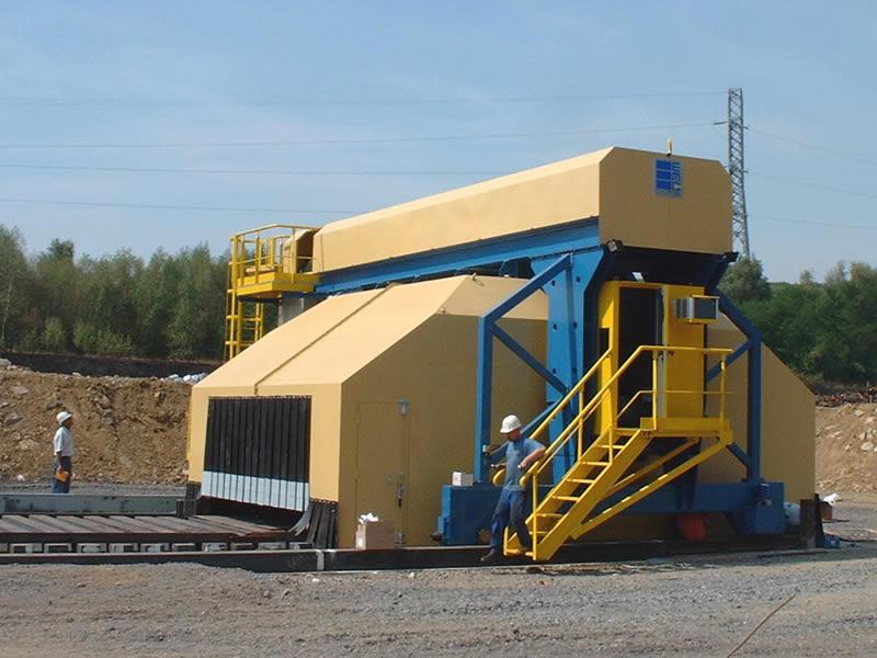 Constructeur de cabines machines spéciales