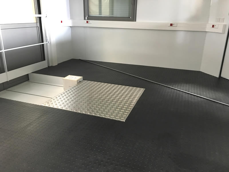 Builder of custom control rooms