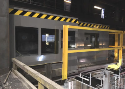 Salle de commande - Control room - Leitwarte