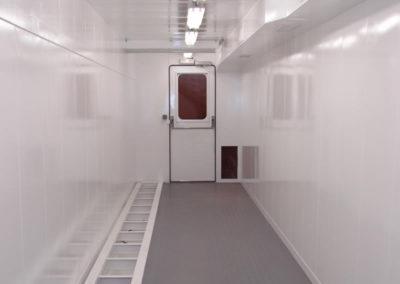 Salle électrique - Electrical room - Elektroraum